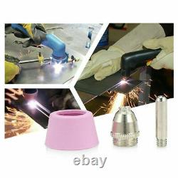 100PCS consumables plasma cutting machine accessories cutting torch suitable for