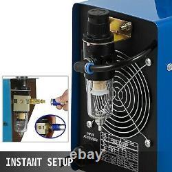 110V/220V CUT50 50AMP Plasma Welding Cutter Digital Cutting Inverter Machine USA