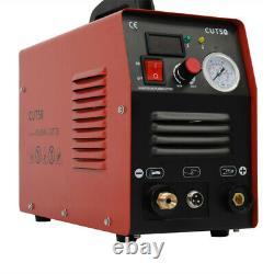 110.00V CUT50 Plasma Cutter Welding Multi-Use Machine