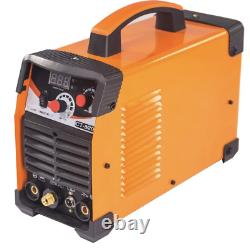 220V 3 in 1 TIG MMA CUT Welder Inverter Welding Machine Plasma Cutter