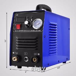 220V 50A Plasma Cutter Plasma Cutting Machine with PT31 Cutting Torch + Tools