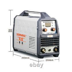 220v Portable CNC Plasma Cutting Machine Industrial Grade Inverter Cutter