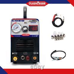 240V 16MM cut60 PILOT IGBT AIR Plasma Cutter CUTTING Machine WITH PARTS