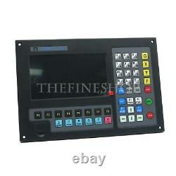 2Axis 7 LCD CNC Controller for Plasma Laser flame Cutting Machine Cutter F2100B