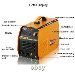 3 In 1 TIG MMA Plasma Cutter Inverter DC Welder Welding machine 220V