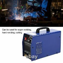 3 in 1 TIG/MMA/CUT Welding Machine Air Plasma Cutter + Accessories CT312 AC220V