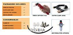 50A IGBT Pilot Arc Non-touch Air Cutting Machine Plasma Cutter CNC Compatible