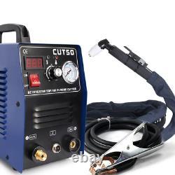 50A Plasma Cutter Plasma Cutting Machine with PT31 Cutting Torch Welding EU