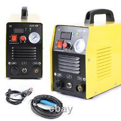 50Amp Air Plasma Cutter Welder Welding Cut Machine 5.5KVA 12mm IGBT Digital UK