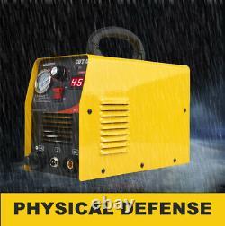 50Amp Plasma Cutter HF DC Inverter DIGITAL Air Cutting Machine 230V & Accessorie