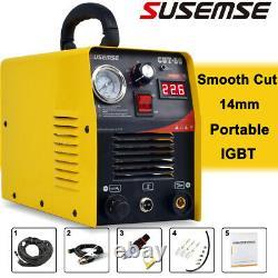 50 Amp Air Plasma Cutter HF DC Inverter Cutting Machine IGBT CUT 1-14mm 220v