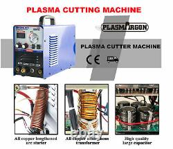 520TSC Multifunction 200A TIG/MMA/ 50A Plasma Cutter Welder Machine DC 230V UK