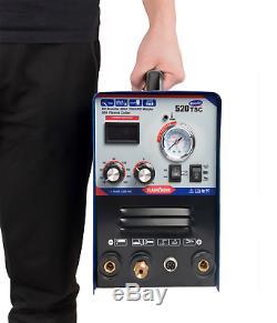 520tsc 3 in 1 memade Plasma Cutter Welder Combo Welding Machine Tig For Sale