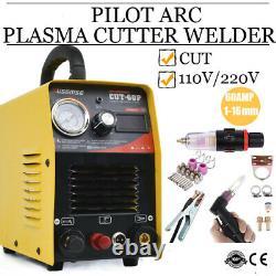 60A Air Plasma Cutter Machine Contact Cut & Non-contact Cutting Group Sales 230V
