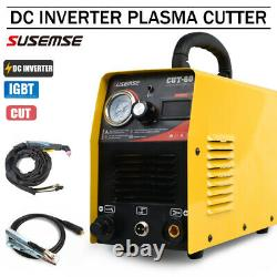 60A Air Plasma Cutter Machine Contact Cut & Non-contact Cutting Group Sales 240V