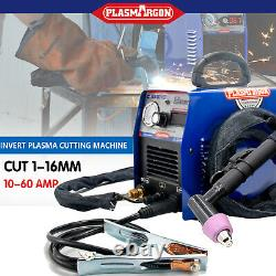 60A Air Plasma Cutter Machine IGBT DC Inverter HF& AG60 Consumables 12/22/50 PCS