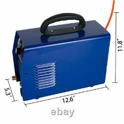 60A IGBT Air Plasma Cutter Machine Pilot Arc CNC 230V / 60PCS WSD60P Consumable
