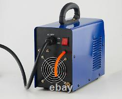 60A Interver Air Plasma Cutter Machine-Pilot Arc Non-Torch Free Shipping 230v