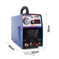 60A Pilot Arc Air Plasma Cutter Machine IGBT 16mm Non-Torch DIY Metal Work 230v