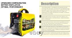 Air Plasma Cutter CUT-50 Inverter Digital Cutting Machine 220V with Accessorie