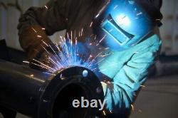 Aluminium Welder Super200pi 200a Tig/mma Welding Machine 50a Plasma Cutter +acc