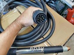 CNC Machine Torch 25' fits Hypertherm Powermax 600 800 900 uses Hypertherm Parts