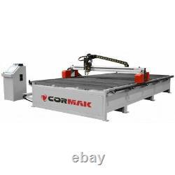 CORMAK PW2550 Plasma Cutter Cutting Table Machine Workbench