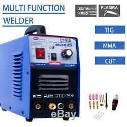 CT312 MultifunctionTIG / MMA / Air Plasma Cutter Welder welding Machine 3 In 1