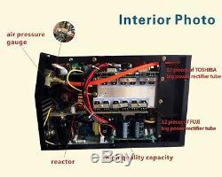 CT418 110/220V TIG ARC Welder + Plasma Cutter 3in1 Welding Machine + Accessories