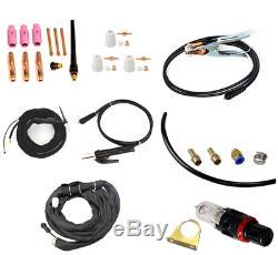 CT418 TIG/MMA Welder Plasma Cutter 3in1 Welding Machine WITH accessories 240V