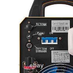 CUT-100 Pilot ARC Plasma Cutter 100 Amp IGBT Inverter Cutting Machine 35mm Cut