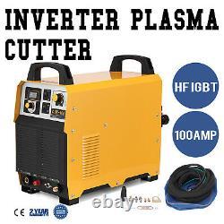 CUT-100 Pilot Arc Plasma Cutter 100A IGBT Inverter Cutting Machine Max cut 35mm