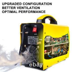 CUT 50A IGBT INVERTER AIR PLASMA CUTTER HF IGNITION METAL CUTTING MACHINE 14mm