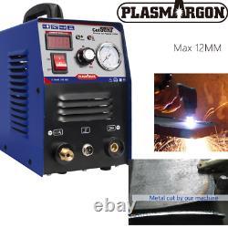 CUT-50 50Amp Air Plasma Cutter Inverter PT31 Digital Cutting Machine IGBT 1-12MM