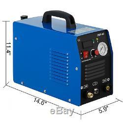 CUT-50 Air Plasma Cutter Machine 50A Inverter DIGITAL Cutting 12mm Accessories