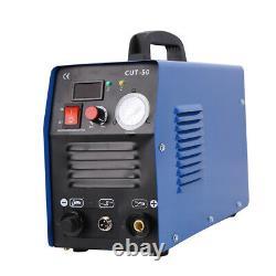 CUT-50 Digital Air Plasma Cutter DC Inverter Portable Cutting Machine Portable