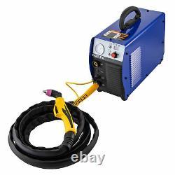CUT-80 80A Air Plasma Cutter Machine Inverter Cutter Touch Pilot Arc 110-220V