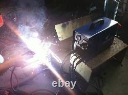 CUT TIG MMA 520TSC Plasma Cutter 3 functions in 1 Welder Machine 12mm + torches