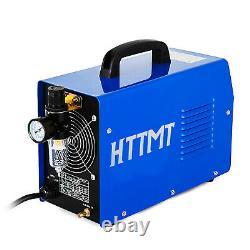 DC Inverter Plasma Cutter Cutting Machine Dual Voltage 110V/220V CUT-50D Blue