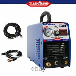 Digital ICUT60 Plasma Cutter Machine & AG60 Torch & Consumables Free Shipping