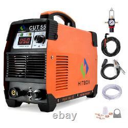 Digtal CUT55 Air Plasma Cutter 110V 220V IGBT Inverter Pilot Arc Cutting Machine