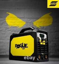 ESAB Rogue ET TIG 200i Pro Welding machine