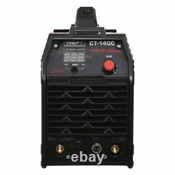 Giantz 140Amp Inverter Welder Plasma Cutter Gas DC iGBT Portable Welding Machine
