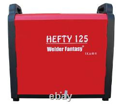 HEFTY 125 Welder Fantasy plasma cutter Welder Welding Machine