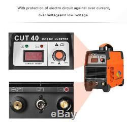 HITBOX CUT40 220V Plasma Cutter 40A Electric Inverter Air Plasma Cutting Machine