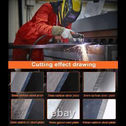 HITBOX Digital HBC5500 Plasma Cutter 220V Inverter Air Cutting Machine Cut 12MM