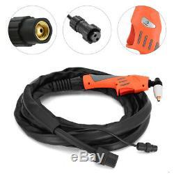 HITBOX Plasma Cutter 50A Inverter IGBT 220V Portable Cutting Welding Machine