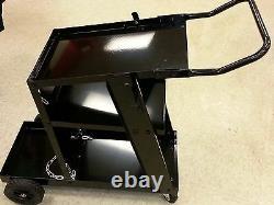 HYPERTHERM 088121 POWERMAX 45XP PLASMA MACHINE TORCH PKG 25' TORCH with cart