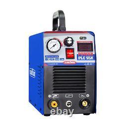 Household PLC55 Air Plasma Cutter Machine IGBT Inverter Cutting Machine 50A 220V