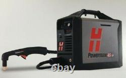 Hypertherm 088121 Powermax 45xp Plasma Cutter Machine Torch Package